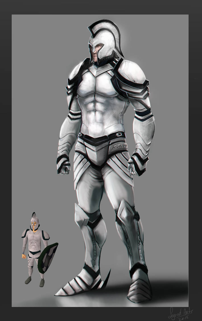 Third Age Armour Melee By Rs Legendarts On Deviantart