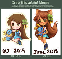 Draw This Meme Again by Getanimated