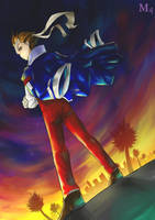 Apollo Justice Returns by Marini4