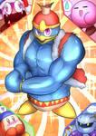 Kirby Star Allies - You are so DeDeDEAD! by Marini4