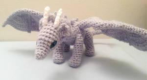 Crochet Amigurumi Dragon by fyre-fly