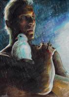 Blade Runner - Roy Batty by encore