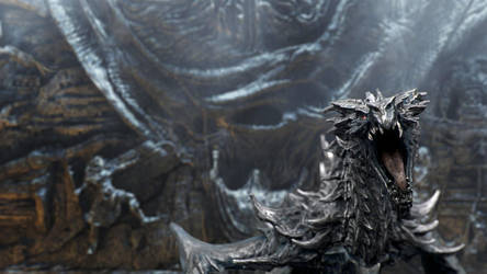 The Elder Scrolls V Skyrim 2 by Artfall