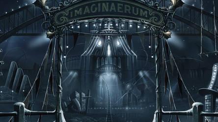 Nightwish Imaginaerum Wallpaper by Artfall