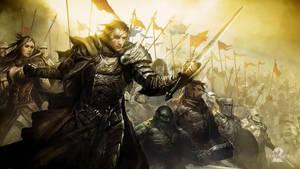Guild Wars 2 Art 4 by Artfall