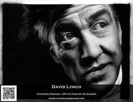 David Lynch by KristofDeSaeger