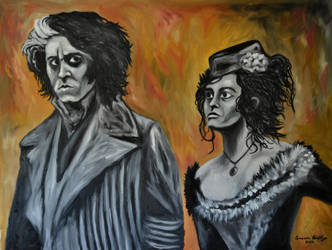 Sweeney Todd 2012 by CameronBentley