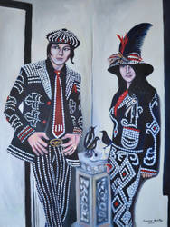 The White Stripes 2012 by CameronBentley