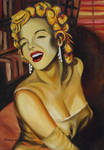 Marilyn Gold 2002 by CameronBentley