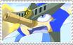 F2u Blu Stamp by LadyAirin2015