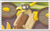 F2u I-On Stamp by LadyAirin2015