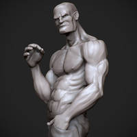 Guy - WIP4 by JoseAlvesSilva