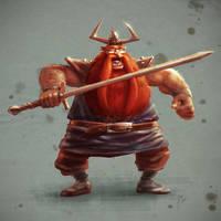 Viking by JoseAlvesSilva