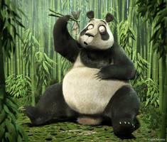 A break from Bamboo by JoseAlvesSilva