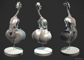 Cello Girl by JoseAlvesSilva