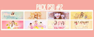 PackPSD#2 - My Signatures by SeoLiliHyun