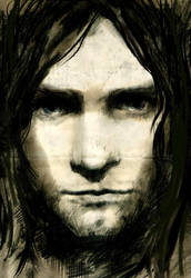 Portrait by smokepaint