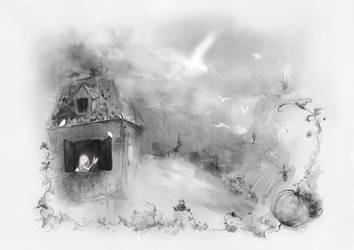 Cinderella by smokepaint