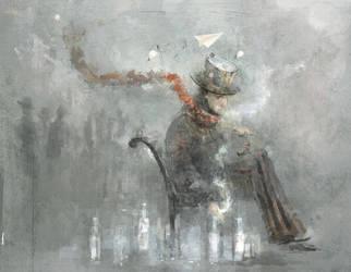 storyteller by smokepaint