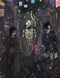 Arcadia 2042 by CyborgNecromancer