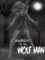 Daughter of the Wolf Man by SAS-Art72