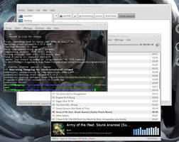 egtk theme with xfce 4.8 by frugalware