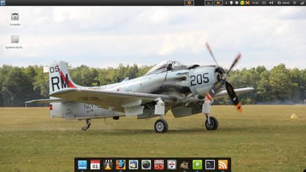 Desktop July 2011 by frugalware