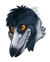 071215 Polygonbird by saiyanhajime