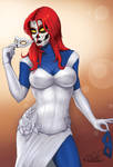 Commission: Mystique by 7caco