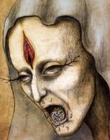 maggot virgin by MercuriusSublimatus
