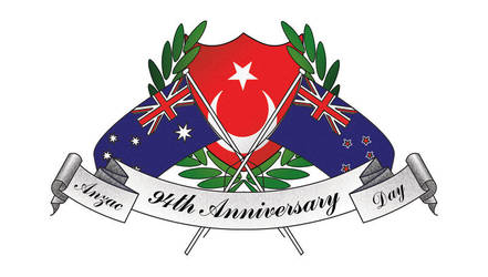 Anzac Day 94th Anniversary by rydone