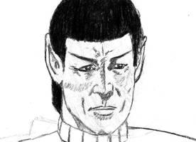 'Spock.' by mysticmadman