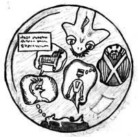 Composi-Circle #15 by mysticmadman