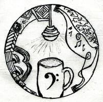 Composi-Circle #17 by mysticmadman