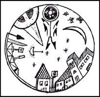 Composi-Circle #18 by mysticmadman