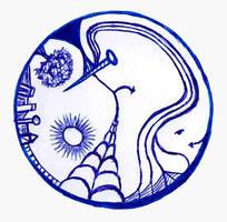 Composi-Circle #19 by mysticmadman