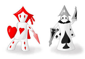 Playing Card Fakemon by CheekyNana