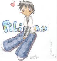 Filipino Lovah by kilala813