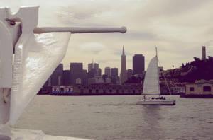 Sailing in Frisco by editordistriktmag