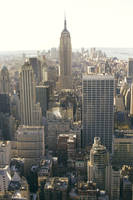 NYC from The Rock by editordistriktmag