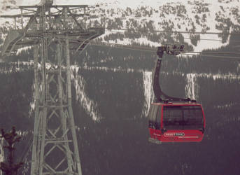 Peak to Peak Gondola by editordistriktmag
