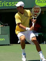 Novak Djokovic by editordistriktmag