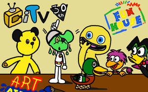 30 Years of CITV by tellywebtoons