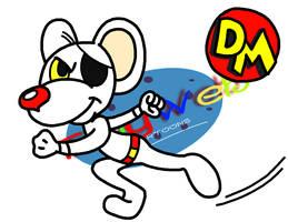 DangerMouse by tellywebtoons