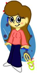 Jenny in a Bottle - Jewel by tellywebtoons