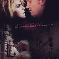 Dramione - Fire And Ice by JessMindless