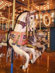 Cryptic Carousel II by fantasiafaerie