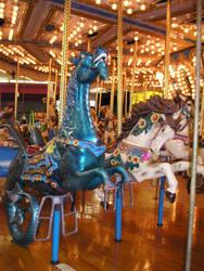 Cryptic Carousel III by fantasiafaerie