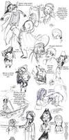 POTC: AWE sketch dump 5 by OhSadface