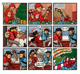 Seasons Beatings by OhSadface
